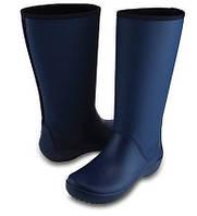 Сапоги женские  Крокс Crocs Women's Rainfloe Tall Boot