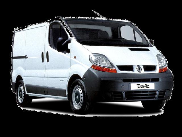 Renault trafic II, opel vivaro, nissan primastar 2001-2014