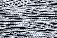 Шнур 6мм плотный (100м) св.серый, фото 1