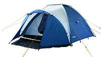 Палатка KingCamp Holiday 4 четырехместная двухслойная