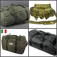 Тактические и транспортные сумки/баулы.