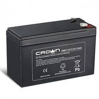 Батарея для ИБП CROWN CMBT-12V7