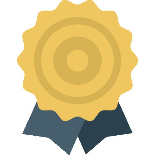 качество медаль иконка
