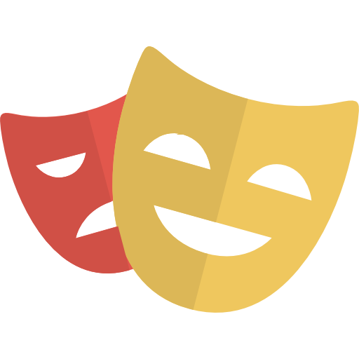 маски для театра иконки