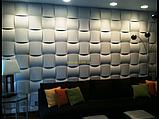 """Гипсовые 3D панели для стен """"Calm"""", фото 2"""