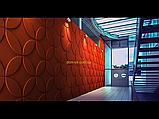 """Гипсовые 3D панели """"Лотос"""", фото 4"""
