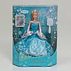 """Кукла """"Барби"""" с расческой в коробке 26-33-8 см."""