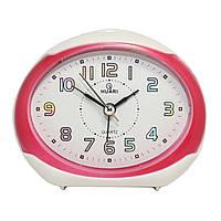 Будильник №8030 часы настольные с подсветкой (красный) , фото 1