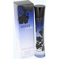 Женская парфюмированная вода Armani Code Women Giorgio Armani (Армани Код Вумен Джорджио Армани) 75 мл