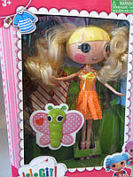 "Лялька Lalaloоpsy ""Лалалупси"" коробка 22х9х30 см."