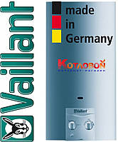 Газовый проточный водонагреватель с пьезо- или электронным розжигом Vaillant atmoMAG mini 11-0/0 RXZ, 11-0/0 R