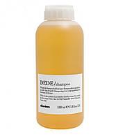 Шампунь деликатный Davines DEDE shampoo 1000 мл