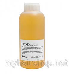 Делікатний Шампунь Davines DEDE shampoo 1000 мл