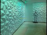 """Гипсовые 3D панели """"Кристалы"""", фото 3"""