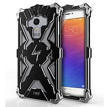 Чехол накладка бампер Simon Thor для Meizu MX6 черный