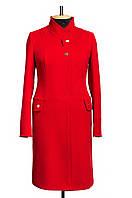Женское классическое зимнее кашемировое пальто Модель: Леди