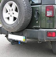 Фаркоп на Jeep Grand Wrangler (с 2006--) Джип Гранд Вранглер