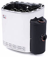 Электрокаменка Sawo Scandia SCA-80B (c пультом управления), фото 1