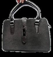 Стильная женская сумка коричневого цвета  WRQ-160003
