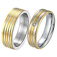 """Кольца для двоих """"Хранители Традиций"""" для пары покрытие серебро"""
