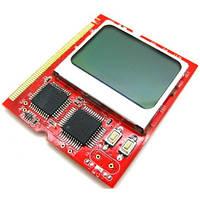 Mini PCI POST карта с текстовым оповещением, анализатор