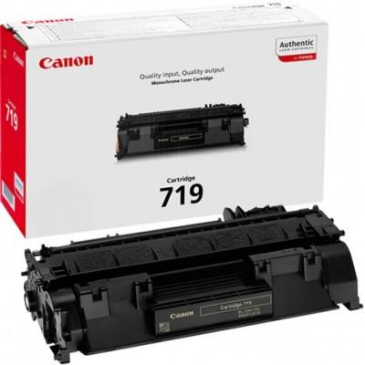 Картриджи Canon 719 Black LBP6300dn/6650dn/MF5580dn (3479B002)