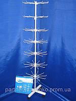Стойка вертушка для бижутерии и брелков
