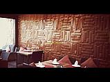 Панели 3d гипсовые для стен «Камень», фото 5