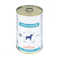 Royal Canin Hypoallergenic/Роял Канин влажный корм для собак с пищевой непереносимостью