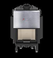 Каминная топка с водяным контуром Hitze Albero 14 KW Aquasystem (гильотина) -14 кВт