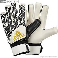 Вратарские перчатки Adidas Ace Training White Black