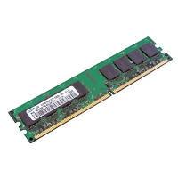 Модуль памяти DDR2 1GB 800 MHz SAMSUNG (M378T2863QZS-CF7)