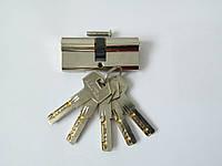 Цилиндр 170.67 для замка, 70 мм (35х35) ключ/ключ. Материал латунь.