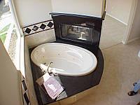 Столешницы из гранита для ванной