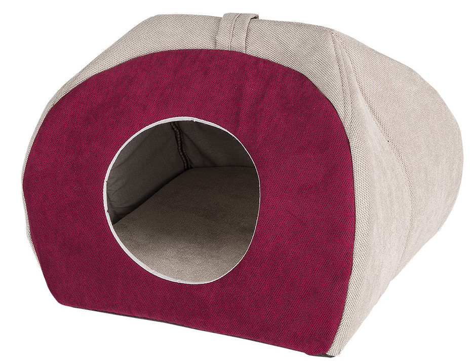 Ferplast TULIP SMALL Домик для кошек и маленьких собак