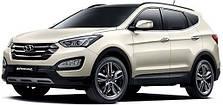Фаркопы на Hyundai Santa fe (2013-2018)
