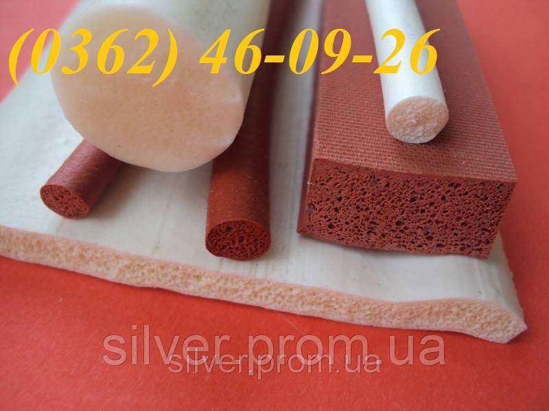 Пористые силиконовые шнуры