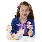 Игрушка Пинки Пай на Лодке (My Little Pony Friendship is Magic Pinkie Pie Row & Ride Swan Boat Set), фото 2