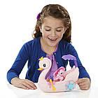 Игрушка Пинки Пай на Лодке (My Little Pony Friendship is Magic Pinkie Pie Row & Ride Swan Boat Set), фото 3