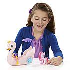Игрушка Пинки Пай на Лодке (My Little Pony Friendship is Magic Pinkie Pie Row & Ride Swan Boat Set), фото 5