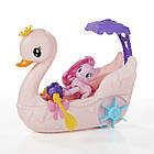 Игрушка Пинки Пай на Лодке (My Little Pony Friendship is Magic Pinkie Pie Row & Ride Swan Boat Set), фото 6