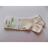 """Демисезонные носки  укороченные (бамбук)  """"Классик"""" р.23-25"""