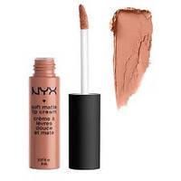 Матовая помада-крем NYX Soft Matte Lip Cream