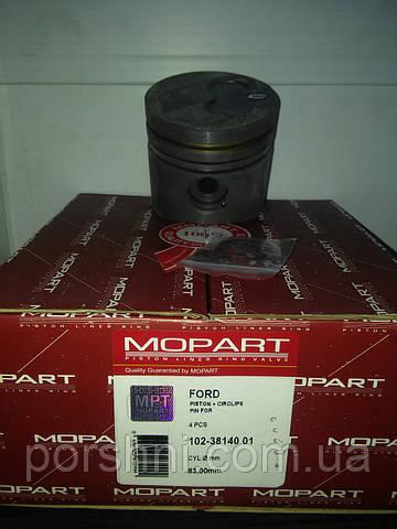 Поршневая  82.5 + 0.50 Ford  Sierra  1.8 TD ( 2.5 x 2 x 3 )  Mopart  381401 без кол