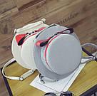 Рюкзак сумка круглая шляпа., фото 2
