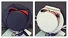 Рюкзак сумка круглая шляпа., фото 4