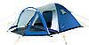 Палатка KingCamp Weekend трехместная двухслойная