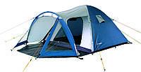 Палатка KingCamp Weekend трехместная двухслойная, фото 1