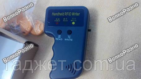 Дубликатор домофонных ключей для домофона Rfid 125khz (программатор)., фото 2