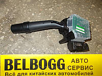 Переключатель подрулевой левый (с управлением света п\т) BYD F3 F3R New F3, Бид Ф3, Бід Ф3
